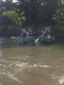 3rd Timperley Cubs hit the water