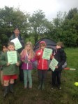 3rd Timperley Cubs Pip Hartley Hike Competition