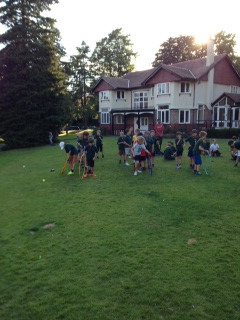 3rd Timperley Cubs Vs 4th Hale Cubs Summer Games II