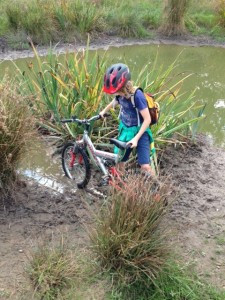 3rd Timperley Cubs Bike Ride
