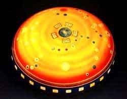 lampada Ufo