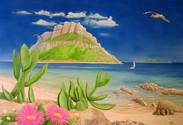 isola Tavolara in sardegna