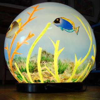 lampada mare