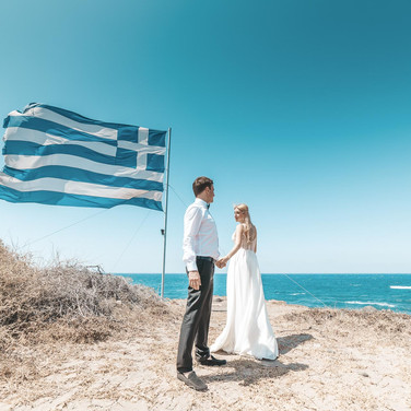 Свадебный фотограф на Крите