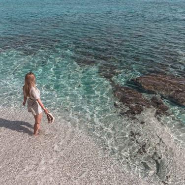 Фотограф на Крите
