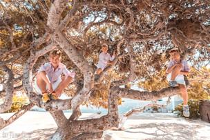 Семейный фотограф на Крите, Санторини