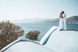 Фотограф на Санторини