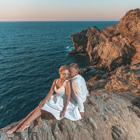 Love Story на Крите