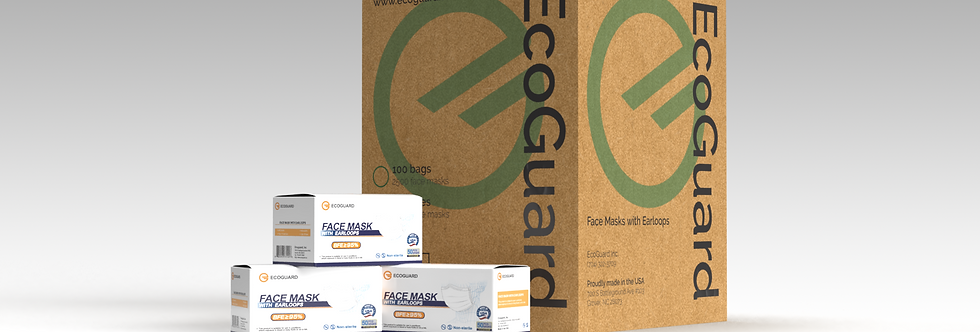 General Purpose Face Mask Carton