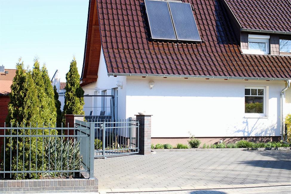 Doppelhaushälfte in Ludwigsfelde - Handr