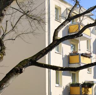 Wohnung Dichterviertel in Ludwigsfelde - 3 Zimmer mit Balkon