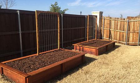 Raised Bed Western Red Cedar Planter Box