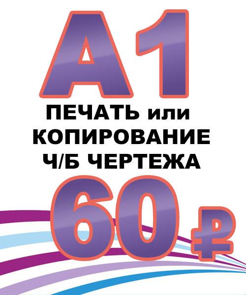 А1 ч/б 60 р.