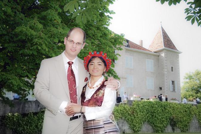 Mariage à Dardagny