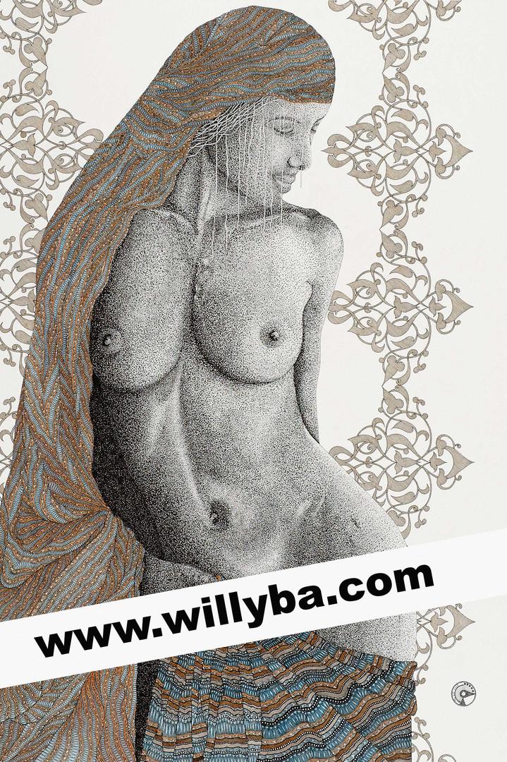 Oeuvre de Willy Ba