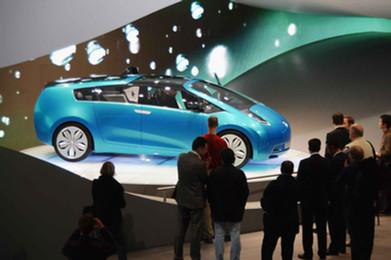 Salon de l'auto Genève