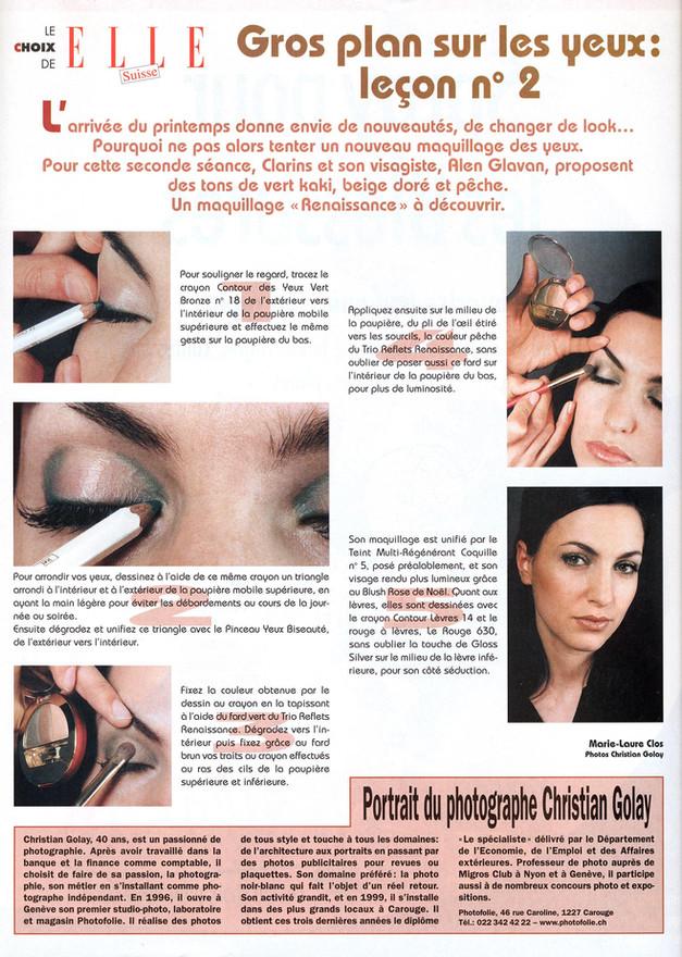 ELLE page 1