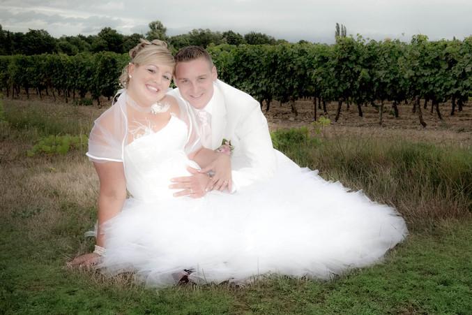 Mariage un couple