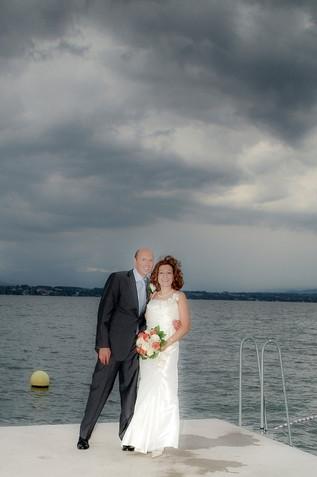 Mariage au Lac
