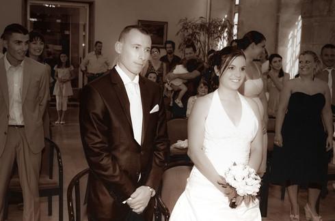 Mariage à Carcassonne