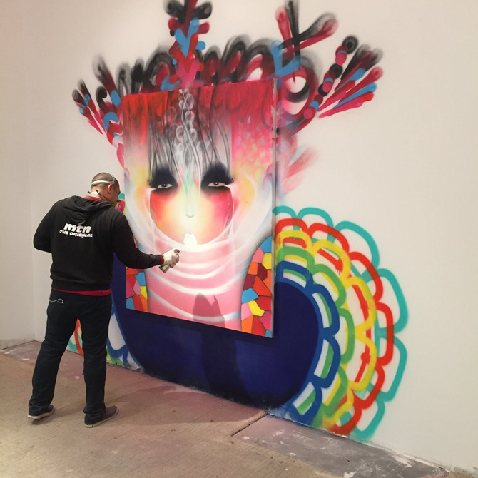 Art Ventures Gallery launches ¡PROVOKE! a pre-opening, one-time-only event featuring seven artists p