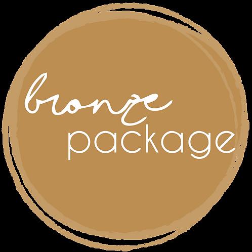 Bronze Package (Deposit)