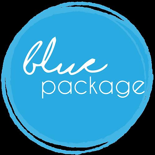 Blue Package (Deposit)