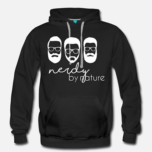 Nerdy by Nature - Hoodie