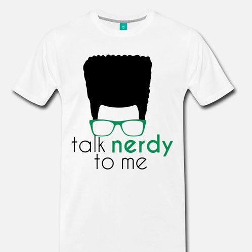 Talk Nerdy to Me - Shirt