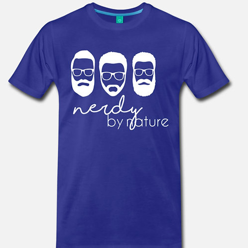 Nerdy by Nature - Shirt