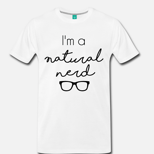 I'm a Natural Nerd