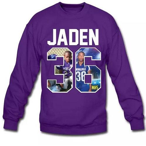 Crewneck Sweatshirt Jaden 36