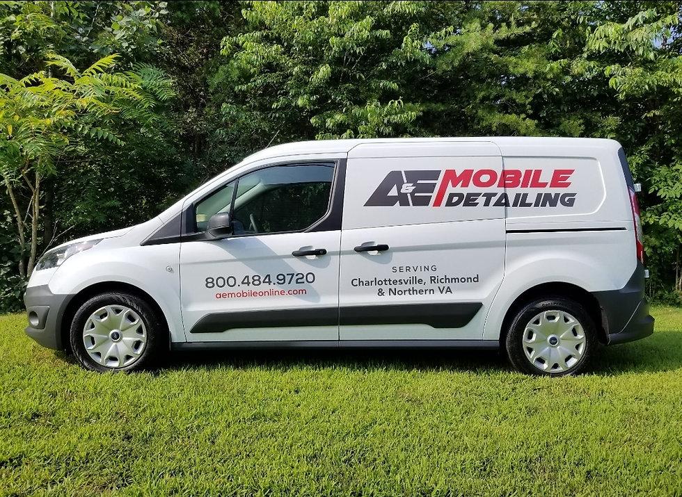 Charlottesville, Va Car Detailing A & E