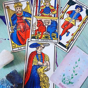 Tarot psychologique _ Guidance