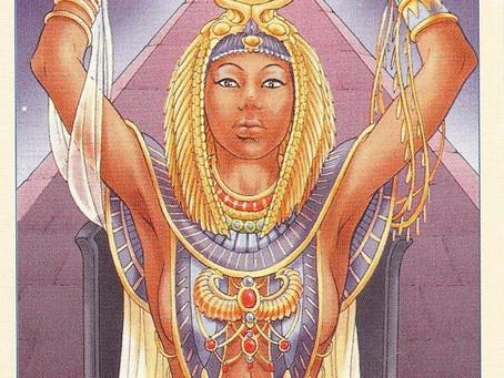 La prêtresse Isiaque