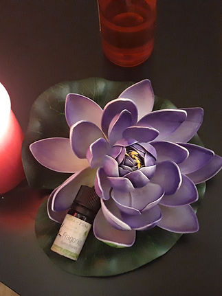 Conscience et Bien Etre - Soins Féminins - Le Lotus de Denderah