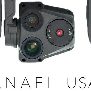 【新品介紹】搜救、勘災、偵蒐、快速反應之集大成者-- Parrot ANAFI USA