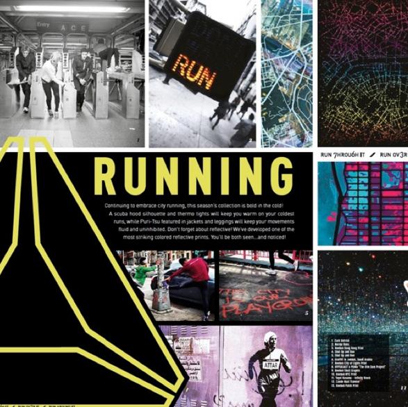 REEBOK RUNNING F/W 2015