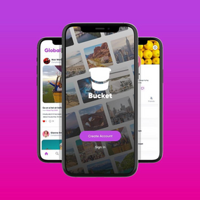 A Way to Share Your Post-Covid Plans, New Bucket App On the Rise