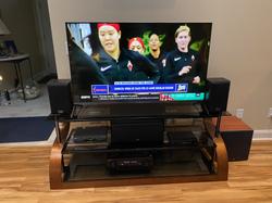 TV & Surround  Sound Install
