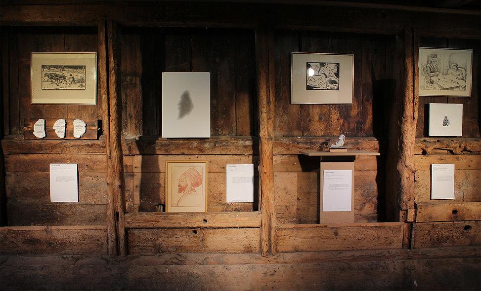 Le Grand Cachot, regard sur 4 estampes, G Petermann