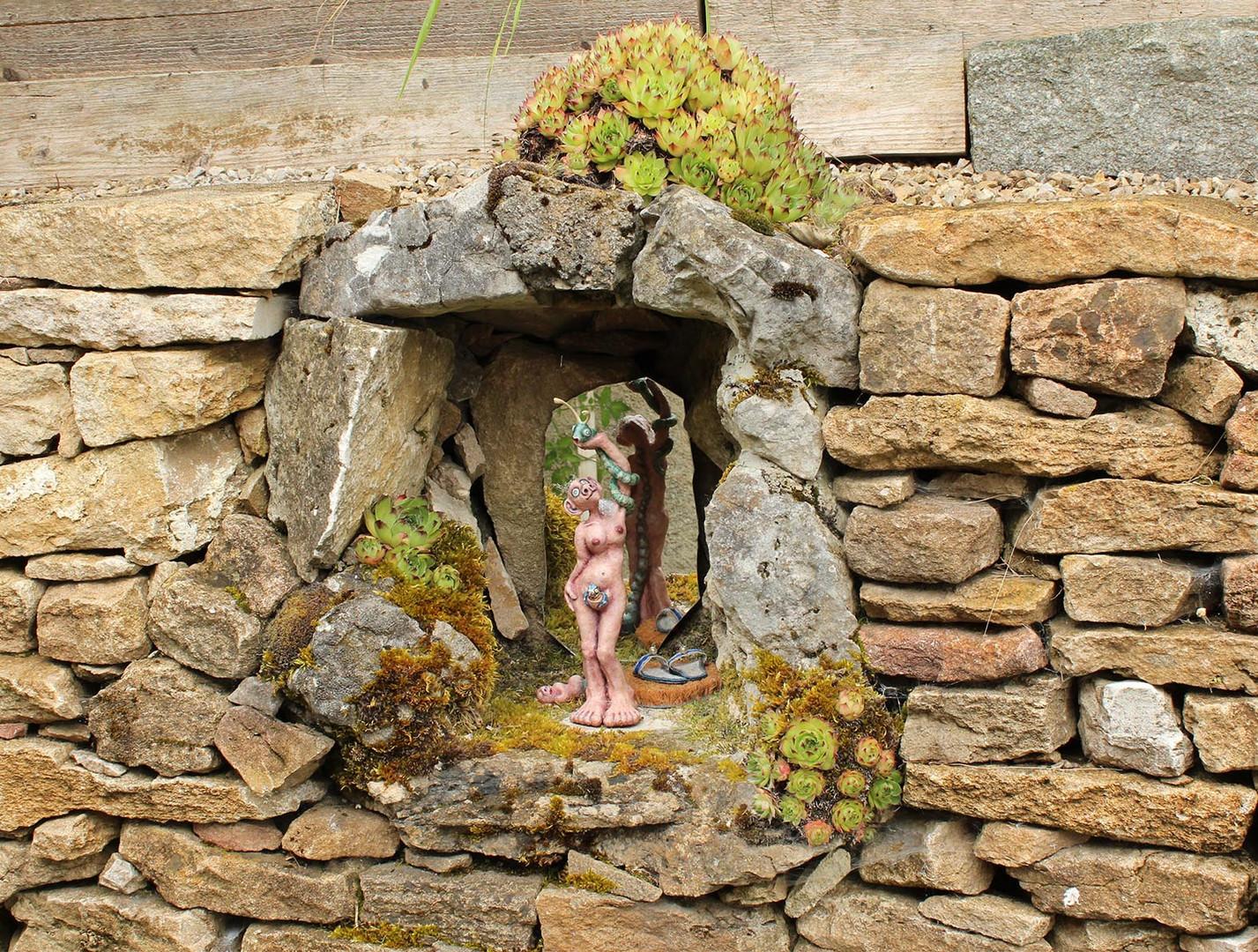 Sérotonine dans sa niche