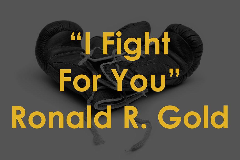 Ronald R. Gold Bingham Farms Criminal Defense Attorney