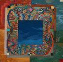 """""""Lila - Göttliches Spiel"""" . Detail . 1997"""