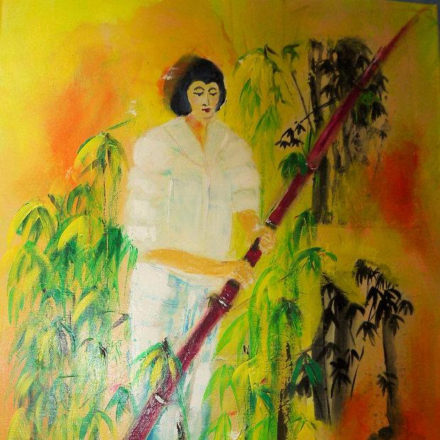 """Bamboo Gardener"""