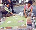 'Tibetean Handycraft Centre' Pokhara . Nepal . 1995