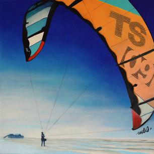 """Kitesurfer"""