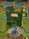 """""""Monsun"""" Detail Gobelin . 1996"""
