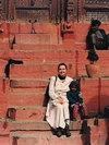 Bhaktapur, Nepal . 1995