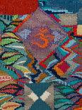 """""""Lotosgarten II"""" . Detail . 2010"""